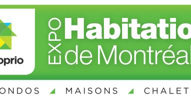 Rencontrez-nous à l'ExpoHabitation Montréal du 8 au 11 février 2018