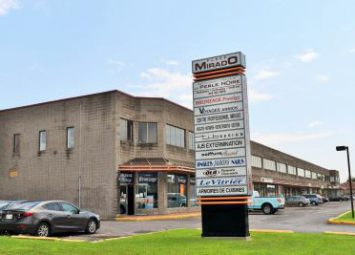 Commercial spaces and offices in Longueuil